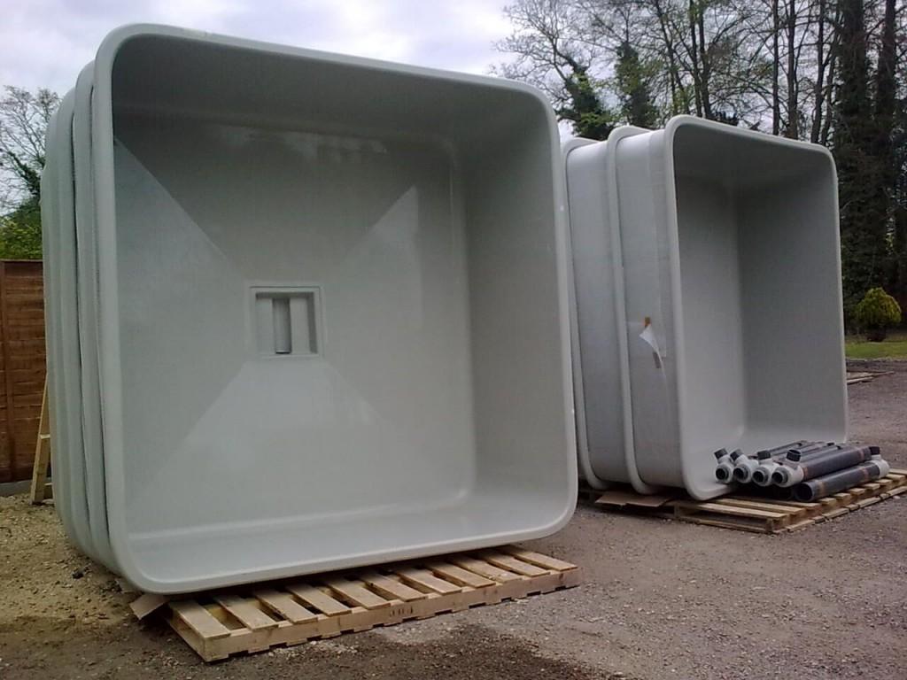 square tanks