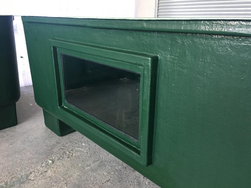 SH2 with 800mm x 400mm window